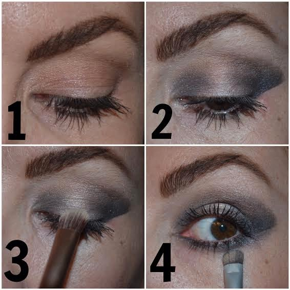 how to use Urban Decay Naked palette