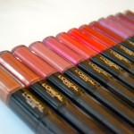 A Look Into L'Oreal Infallible Pro-Last Longwear Lipcolors