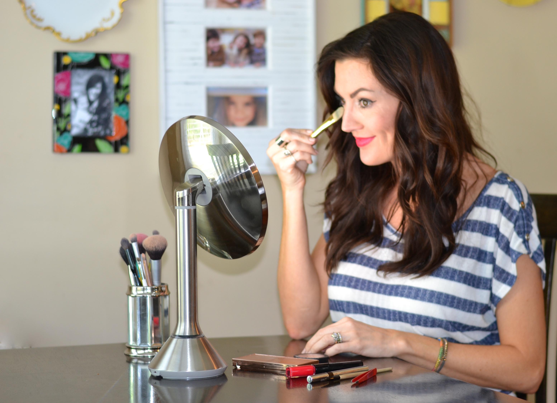 Simplehuman Sensor Mirror The Most Awesome Makeup