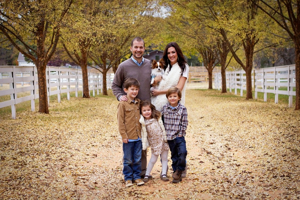 Jennifer Duvall makeup artist and Family