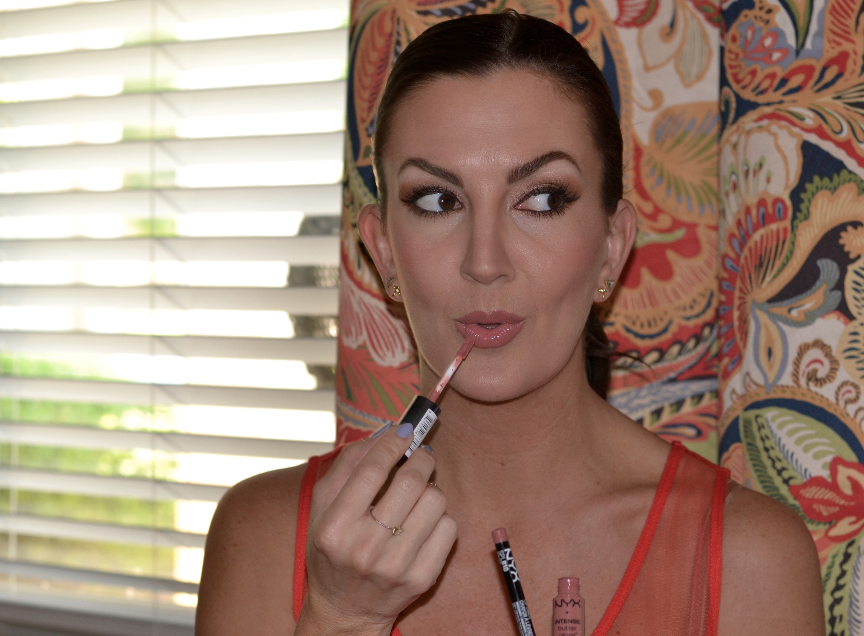Going Nude (Lips!) With NYX Cosmetics