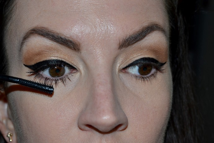 CoverGirl newest mascara review