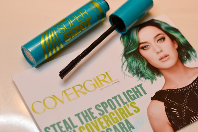 CoverGirl super sizer mascara review