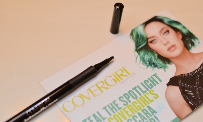 Cover Girl Intensify Me! liquid liner review