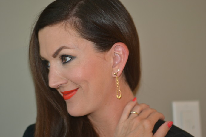Rocksbox Gorjana earrings