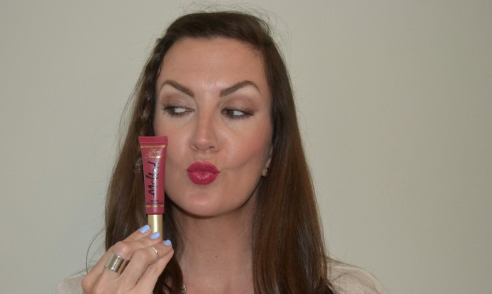 best opaque lipstick formula - Too Faced Melted Liquified Lipstick