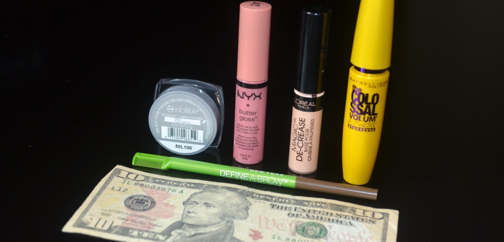 Broke Girl Beauty : 5 Awesome Drugstore Products Under $10