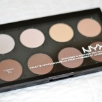 The Cheap And Easy Way To Contour With NYX Highlight & Contour Pro Palette