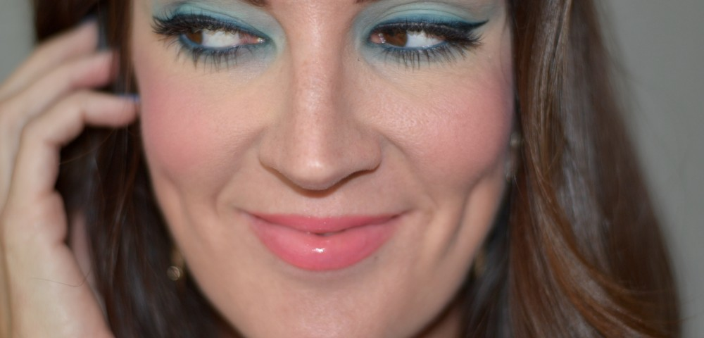 Color Of The Moment :  Green Eyeshadow For Summer