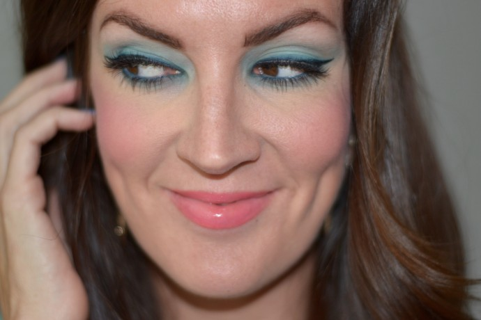 how to wear green eyeshadow for every eye color