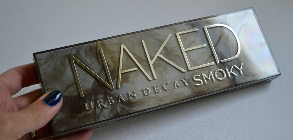 First Look & Tutorial Of The Hot New Urban Decay Naked 'Smoky' Palette
