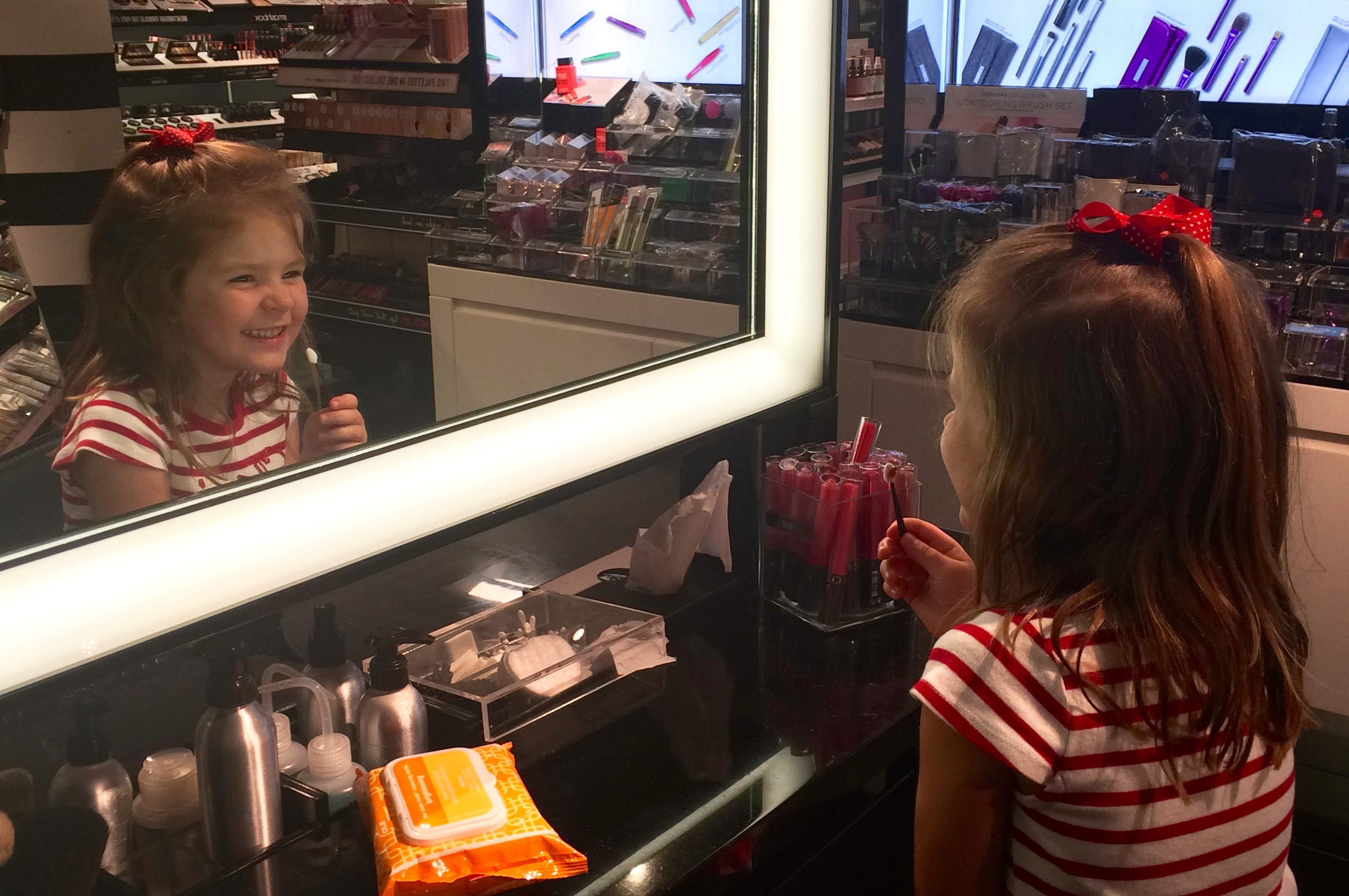 Sephora makeup mirror