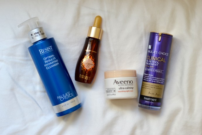 best-dry-skin-solutions-paulas-choice-argan-oil-physicians-formula-aveeno