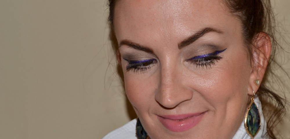 Why You Should Give Colored Eyeliner A Chance