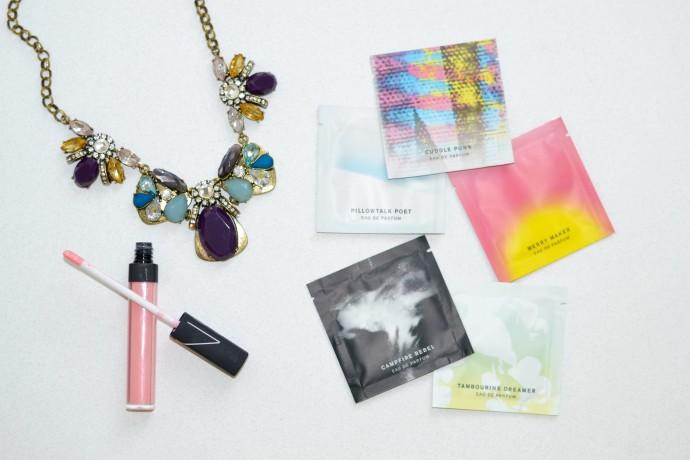 pinrose fragrance petal packs