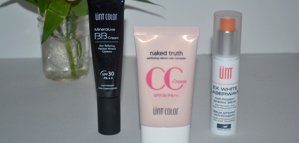 Skin Perfect With UNT Beauty + A Giveaway