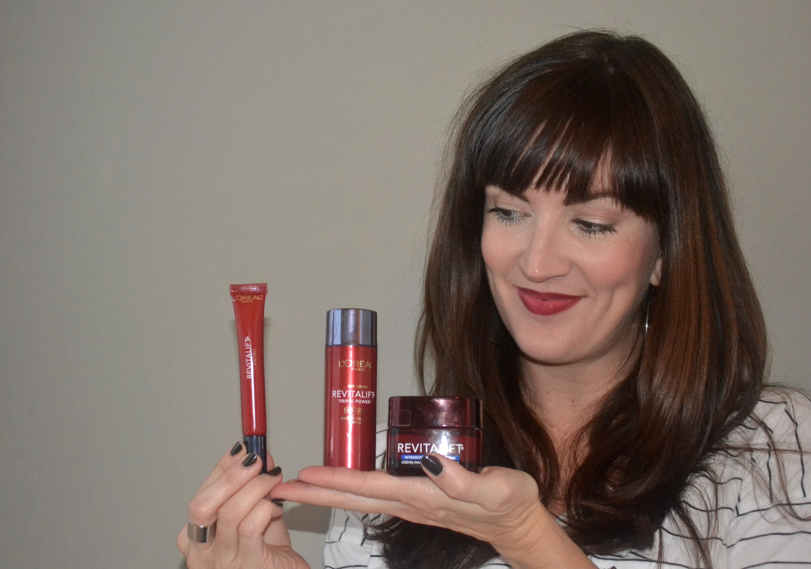 Slow The Aging Process Day & Night With L'Oreal RevitaLift™
