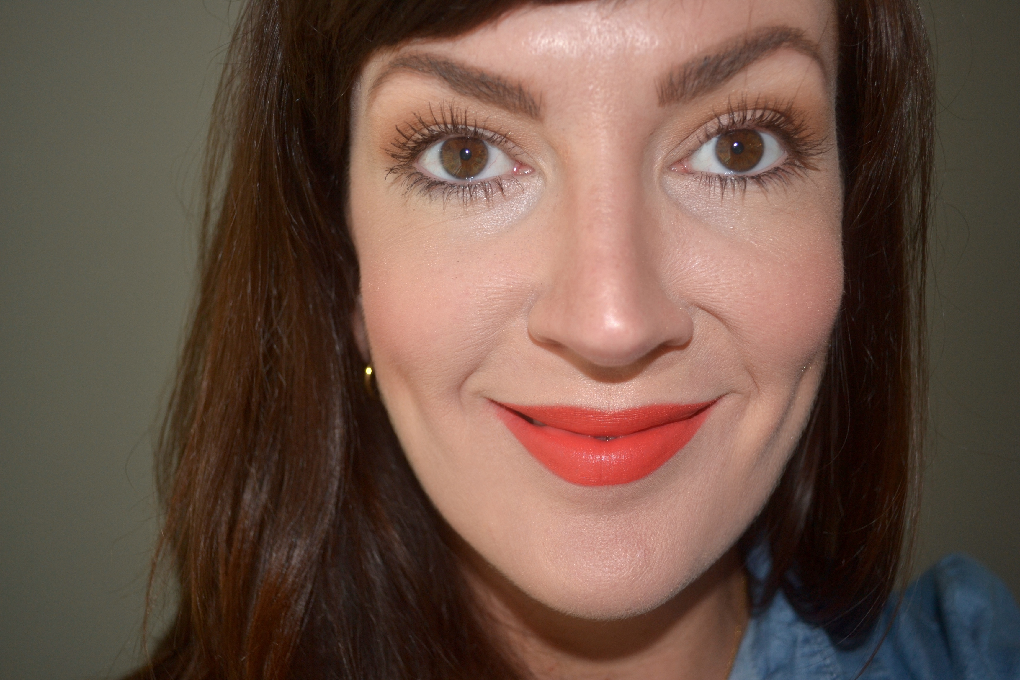 The Perfect Pumpkin Orange Lip Jennysue Makeup