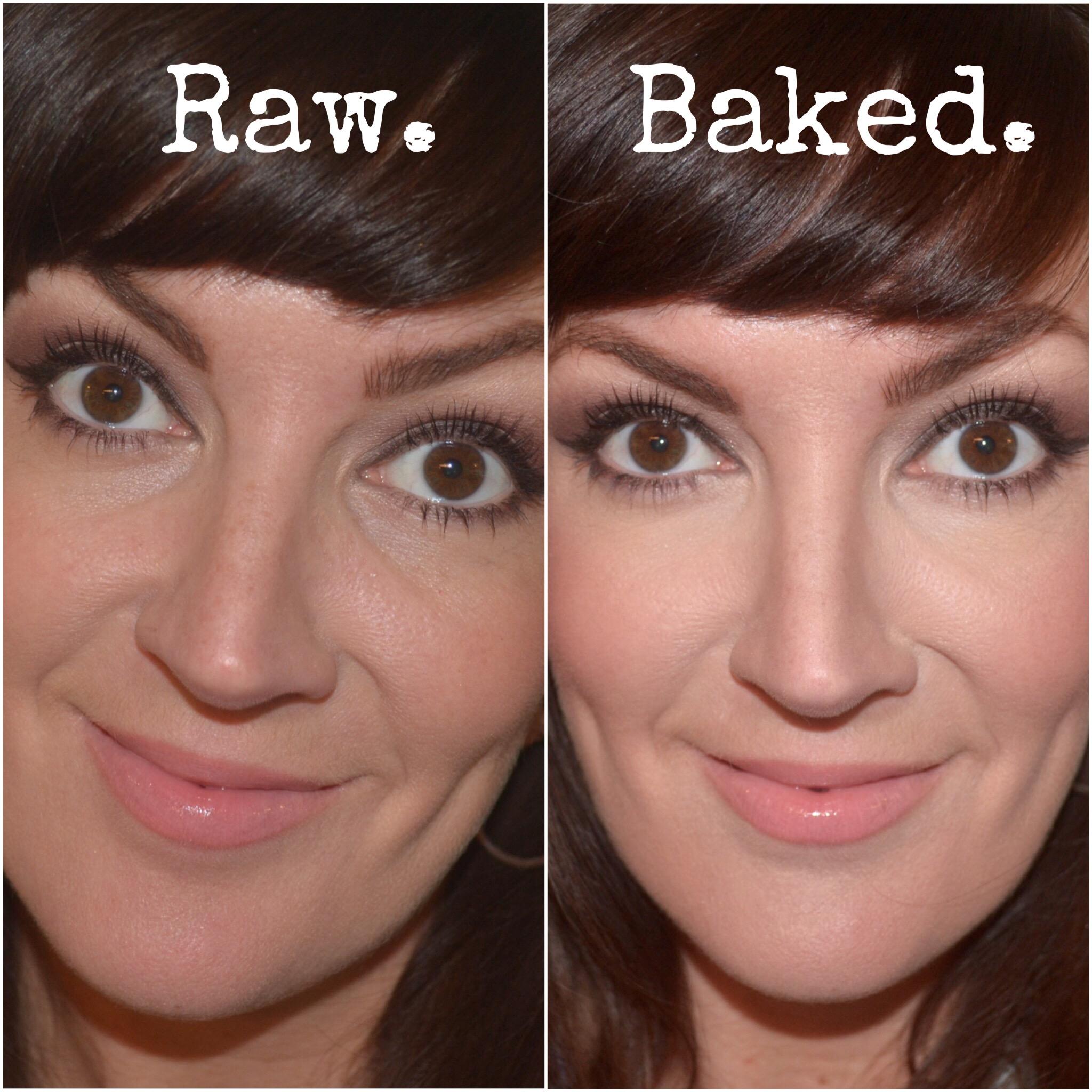 Que es el baking makeup