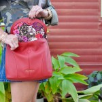 How To Style A Vera Bradley Meredith Crossbody Bag