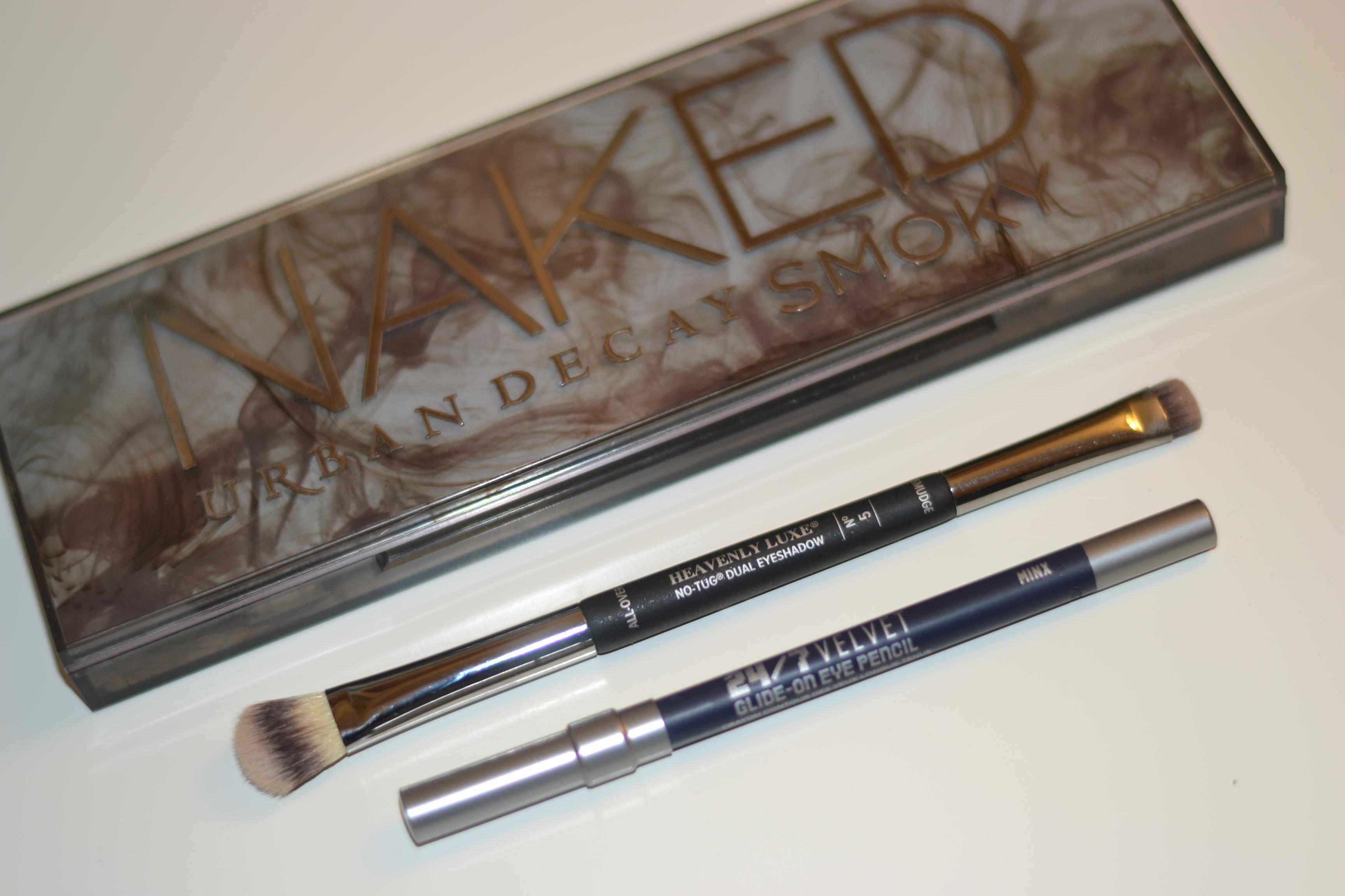 The Easiest Smoky Eye Tutorial Ever - JennySue Makeup