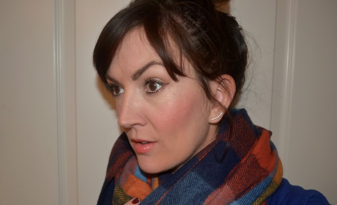 Flushed Cheeks For Winter Jennysue Makeup