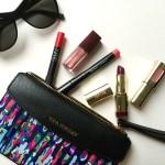 My Favorite Lip Colors