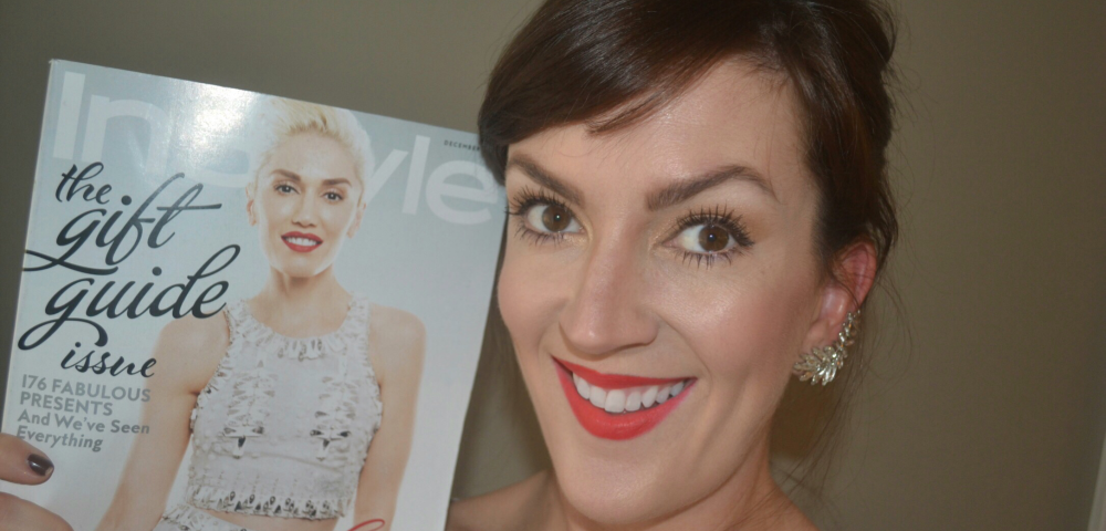 Get Gwen Stefani's InStyle Magazine Cover Holiday Look