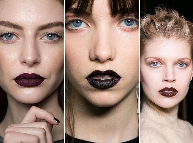 winter-beauty-trends-moody-dark-lipstick