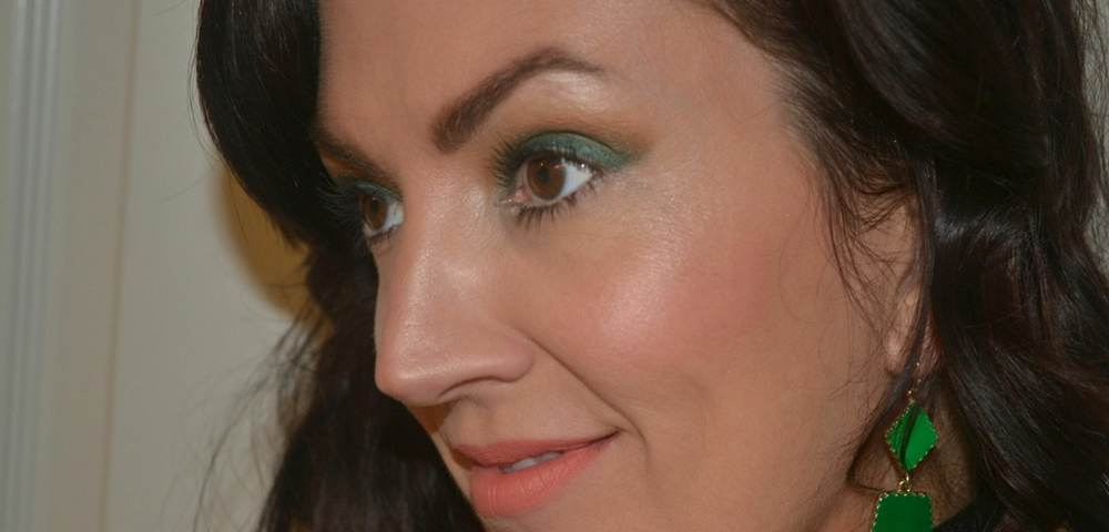 How To Wear Green Eye Makeup Without Looking Like A Leprechaun