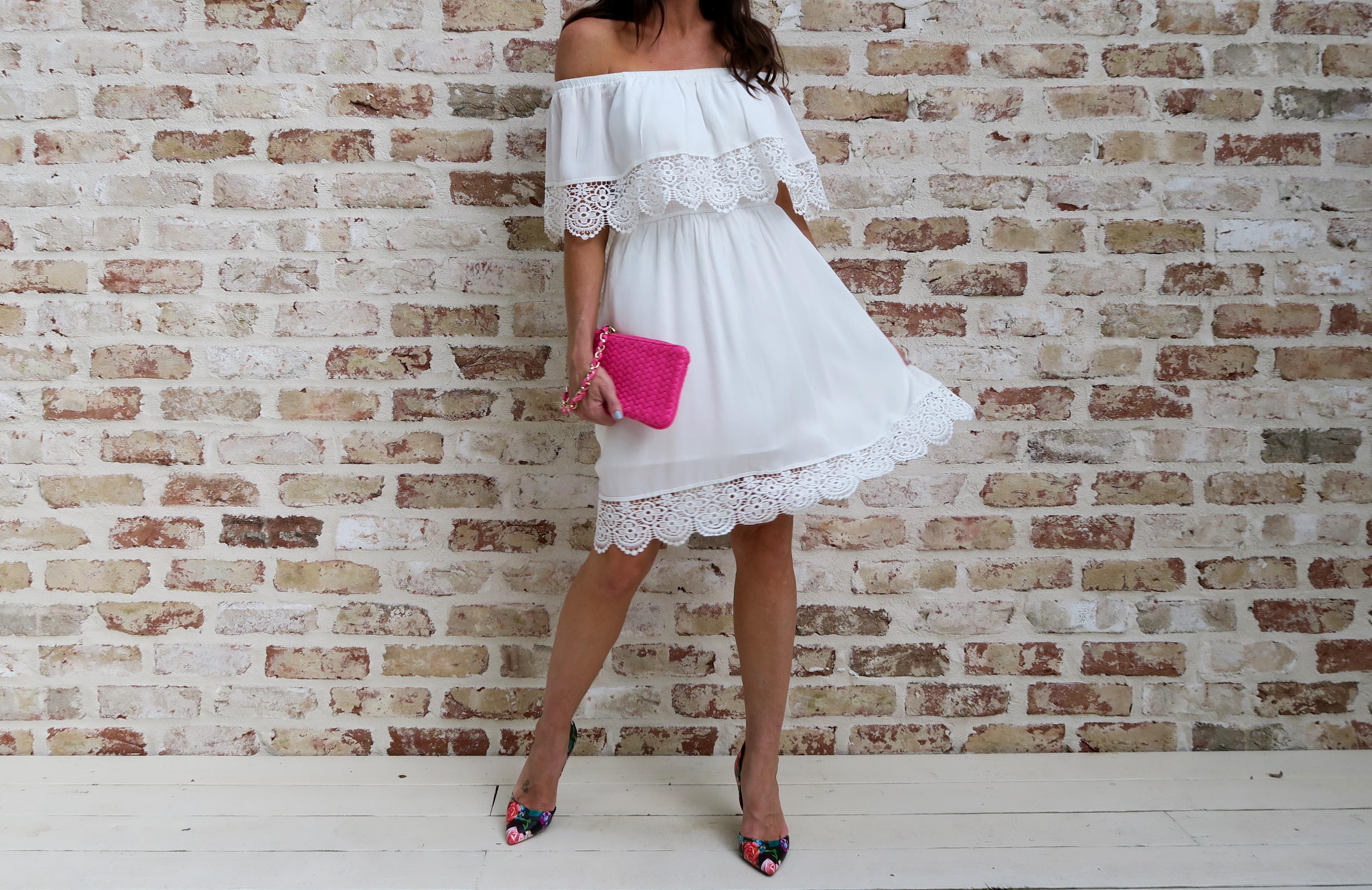 0d3d71d01ca The Little White Summer Dress. little white summer dress lace  little white summer dresses little white summer dress white hot makeup ...