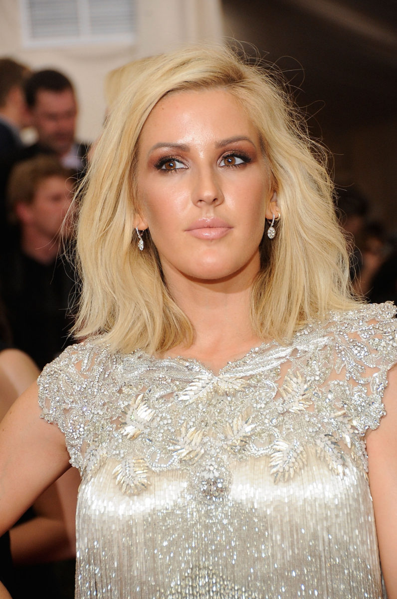 ellie_goulding_rose_gold_eyeshadow