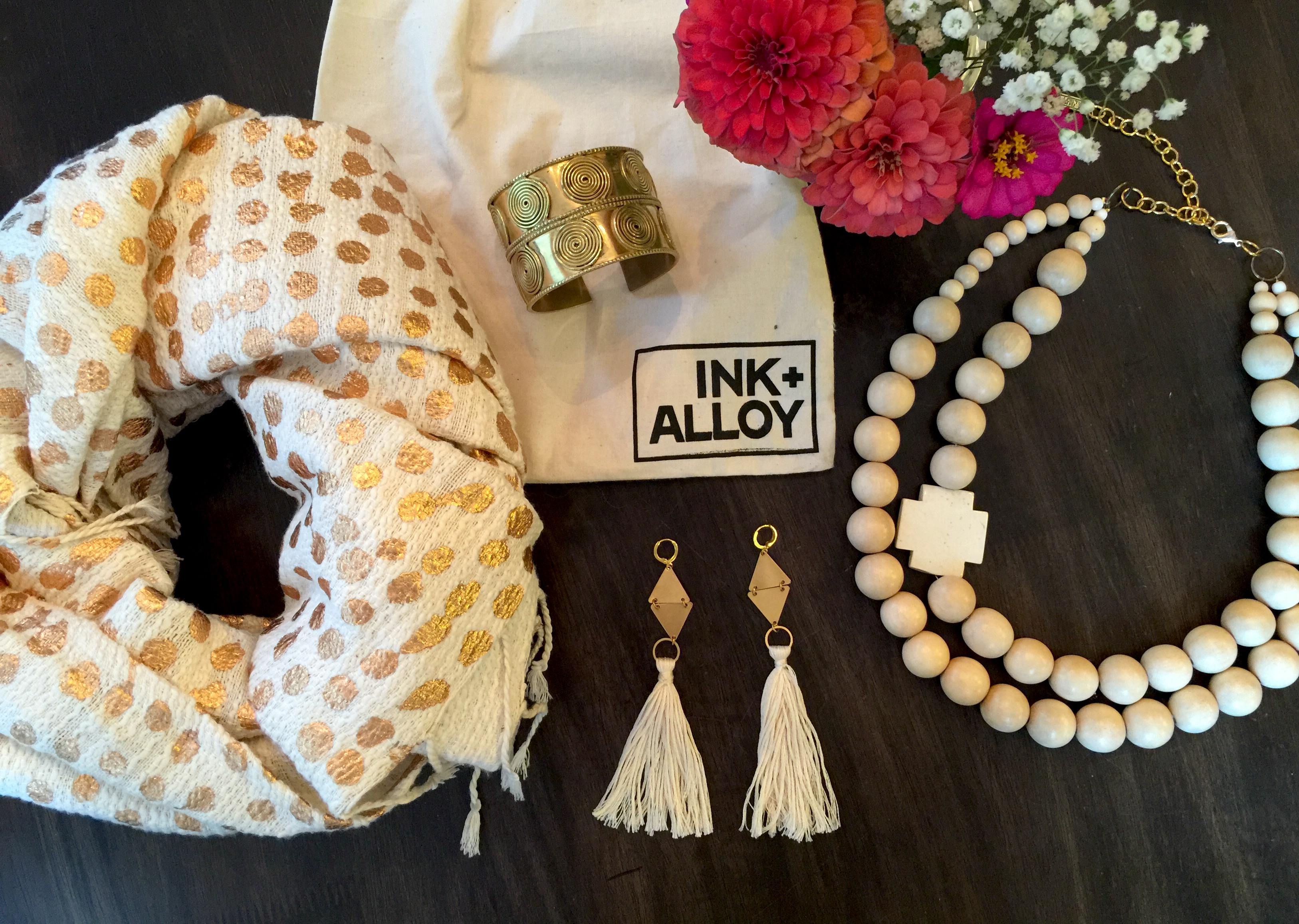 Ink + Alloy :: Accessories With A Beautiful Purpose