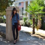 Key Wardrobe Pieces : Leather And Chambray