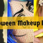 Halloween Makeup Ideas Guaranteed To Win You First Place At Your Costume Party