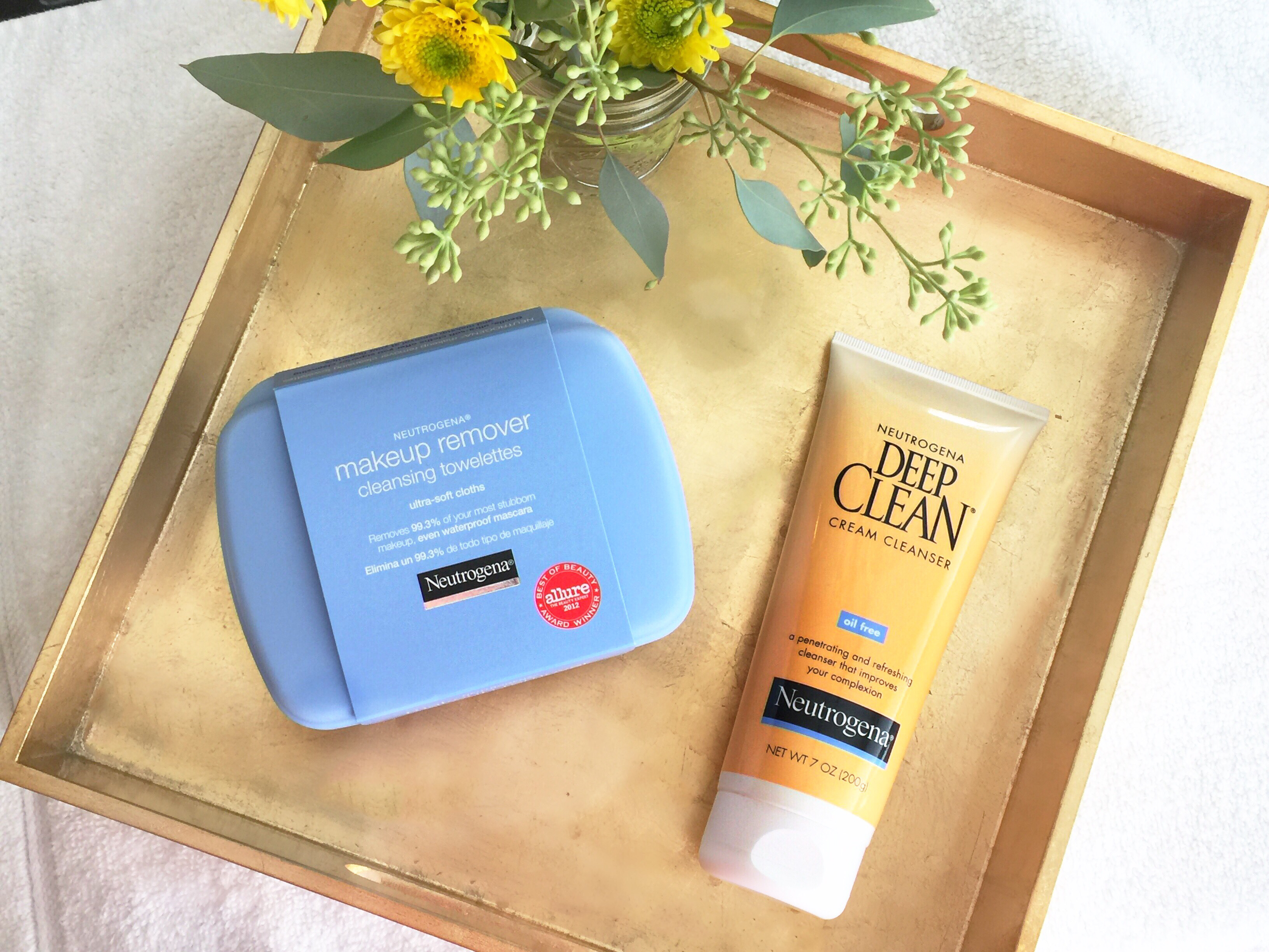 How I Get #UNREADY With The Double Cleansing Method And Neutrogena + A Giveaway
