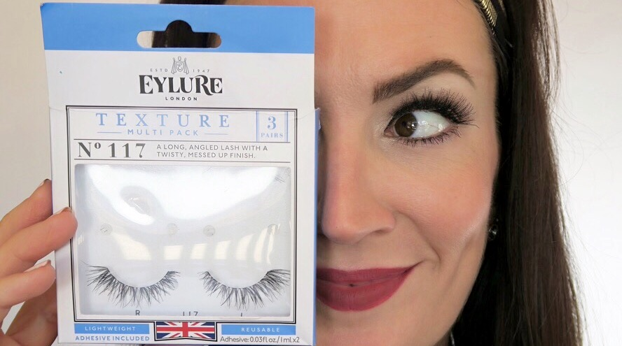 eylure realistic false lash strips