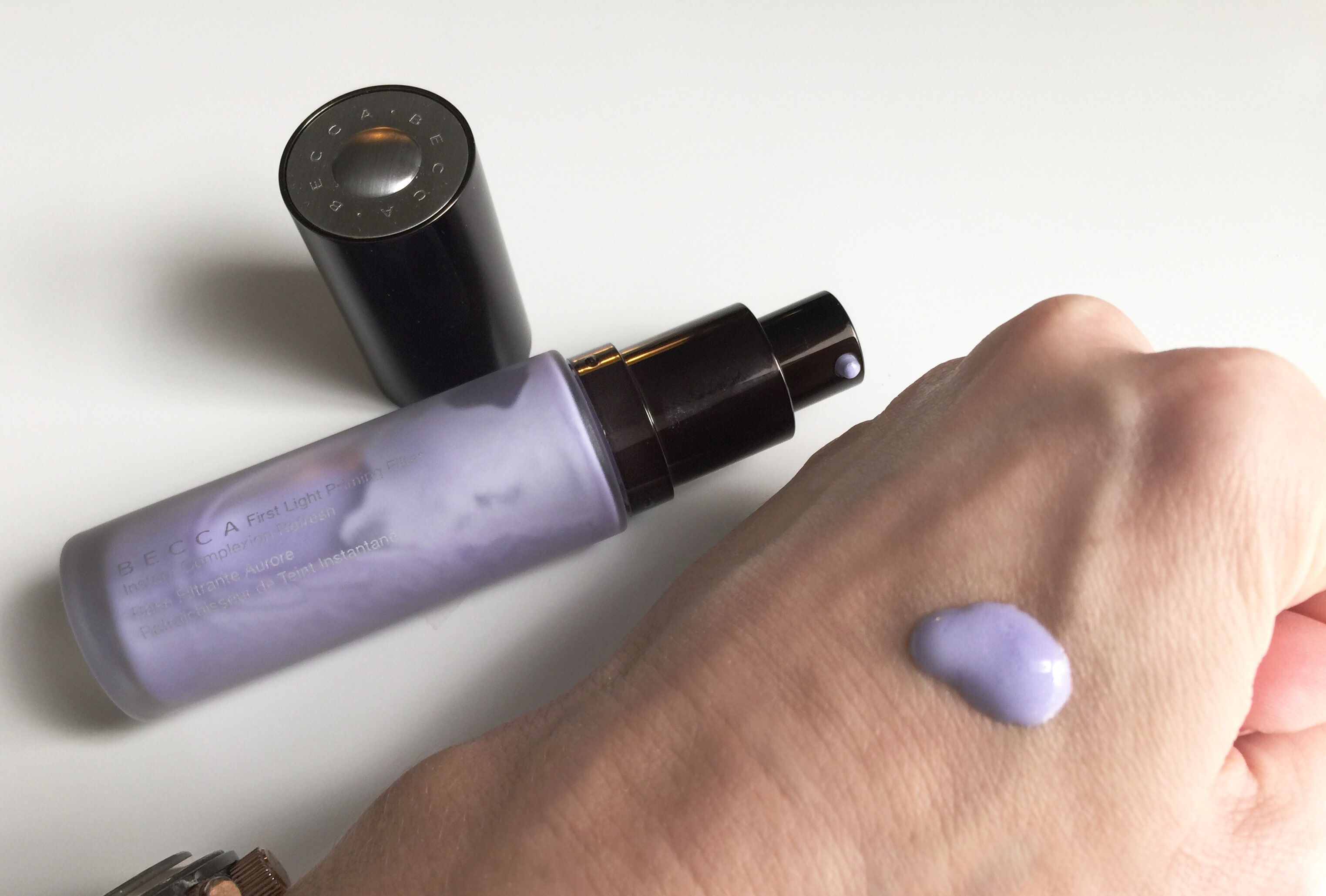Could Becca Cosmetics New Lavender Primer Be The Major Key To Complexion Perfection?