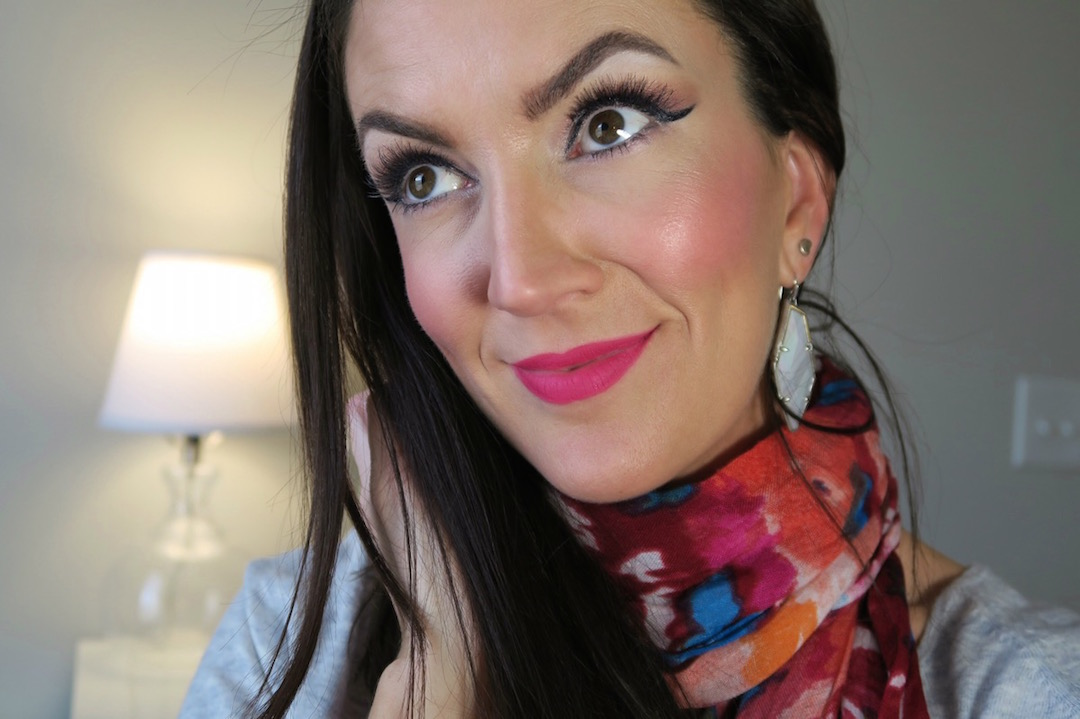 urban decay vice liquid lipstick first impression beauty blogger jennysue makeup