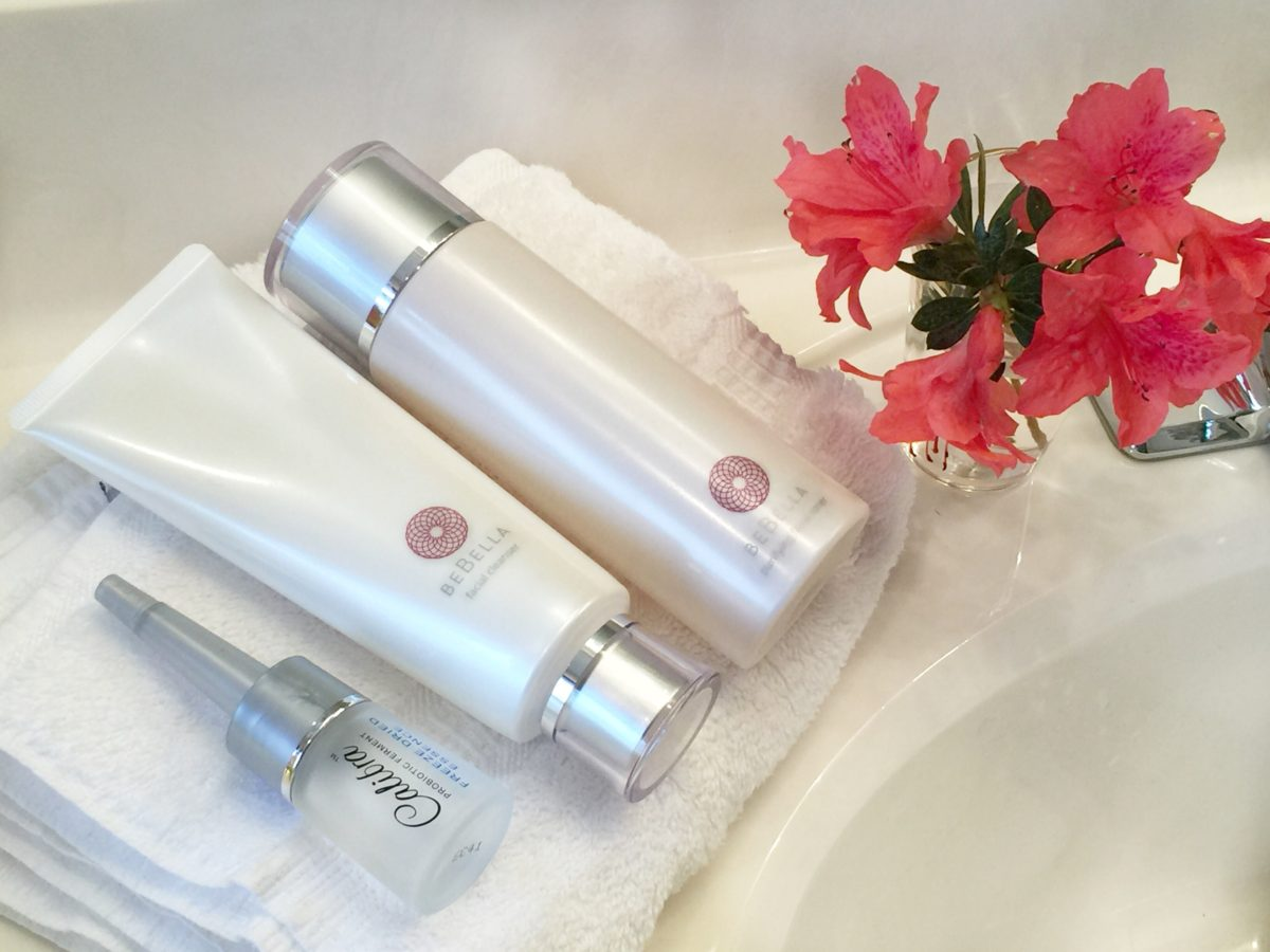 Bebella probiotic skincare system review