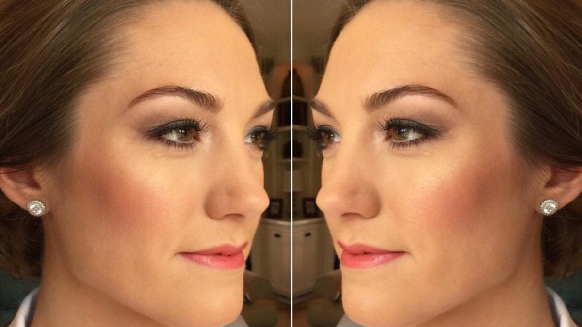 anti contouring makeup trend spring 2017 athens ga makeup artist