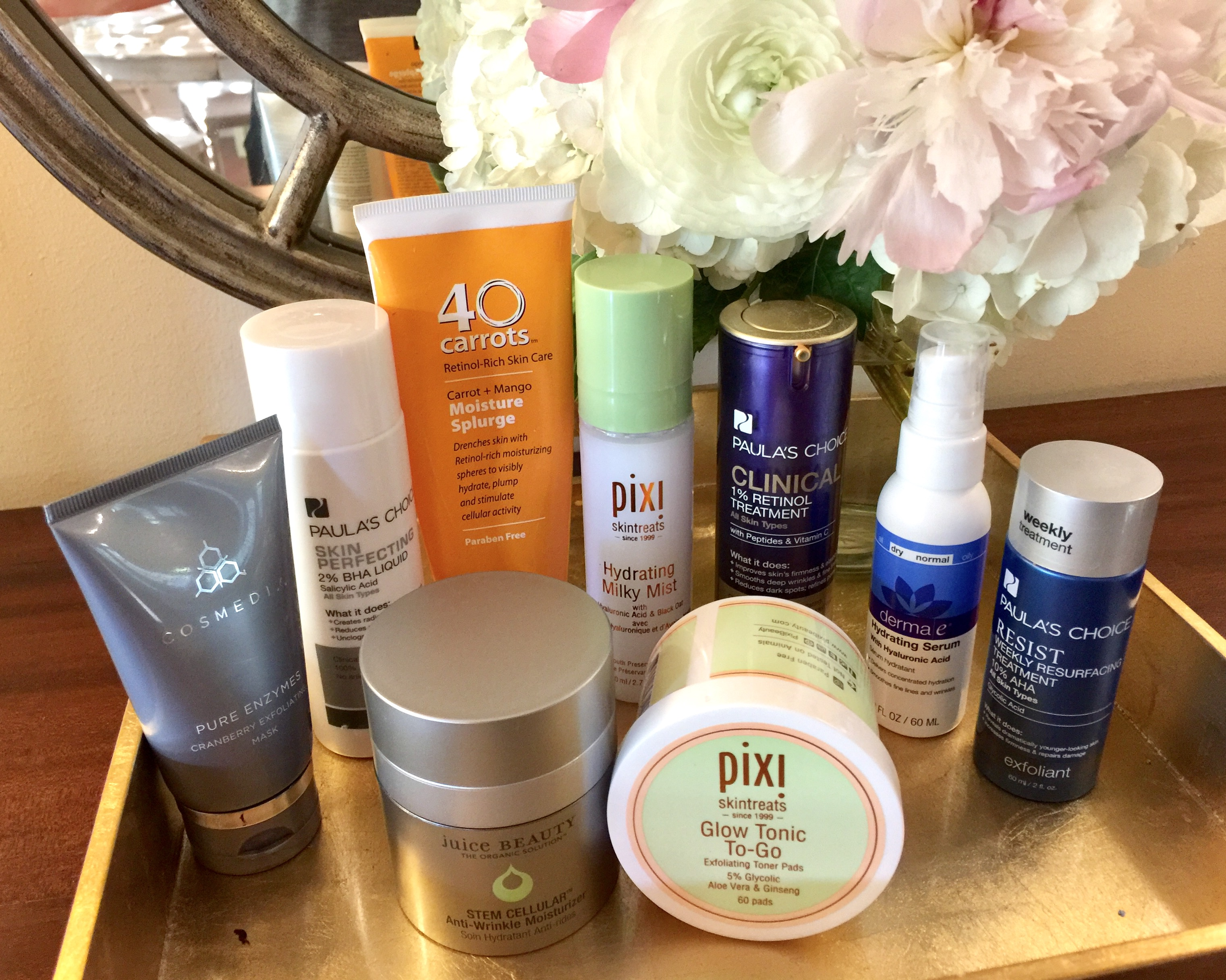 Which Anti-Aging Skincare Ingredients Make A Real Difference & Why You Should Use Them