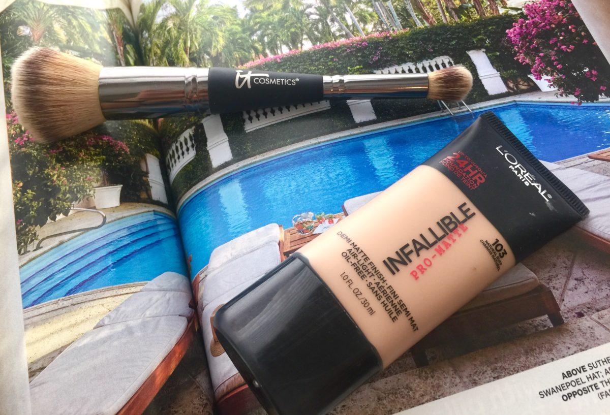 best longwear foundation for summer heat