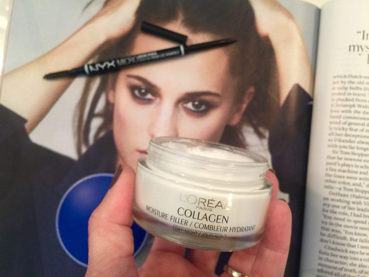 loreal collagen filler moisturizer fave athens ga makeup artist product