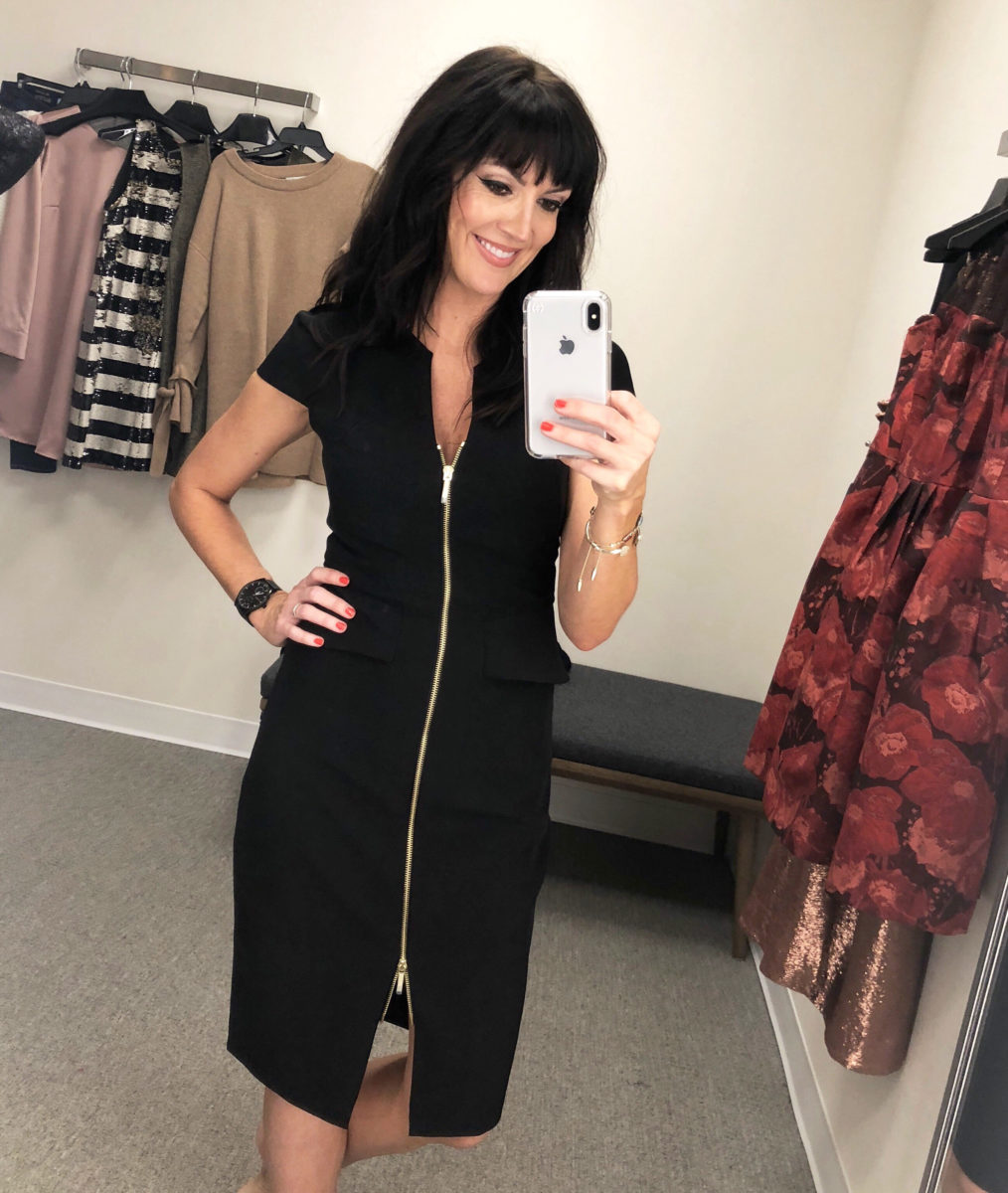 little black party holiday dress nordstrom 2017