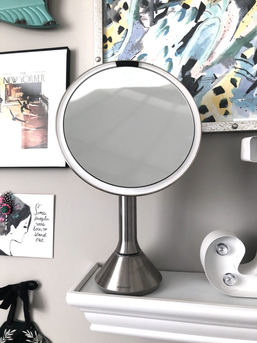 ultimate beauty gifts of 2017 simple human mirror