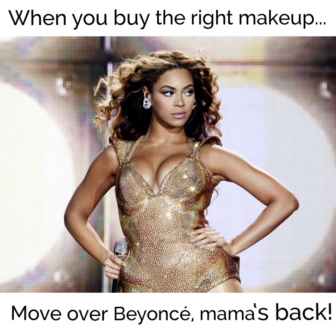 beyonce beauty products that give confidence