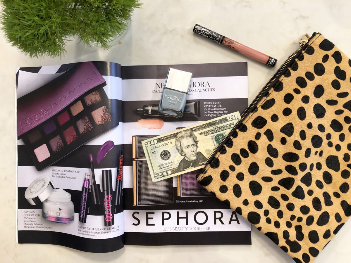 The 10 Best Beauty Buys From Sephora For Under 20 Bucks