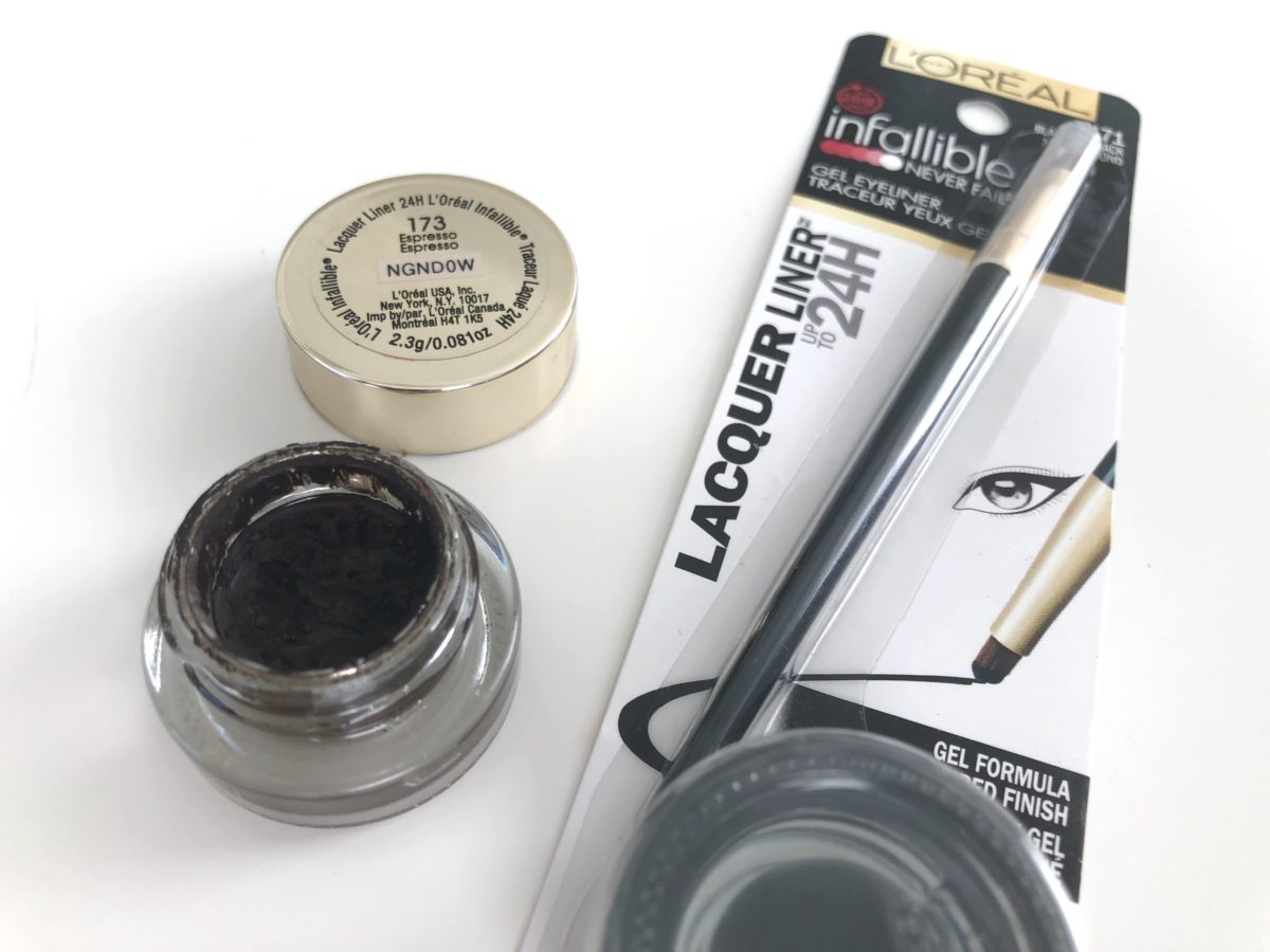 best drugstore gel eyeliner