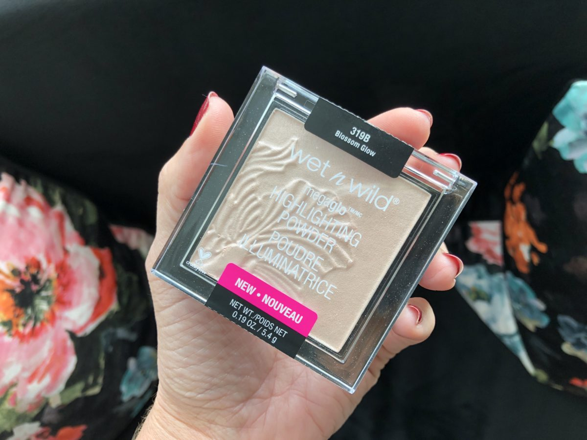 wet n wild megaglo review cheap highlighter